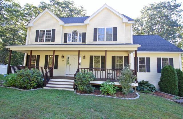 13 Williams Rd, Ashburnham, MA 01430 (MLS #72398142) :: Local Property Shop