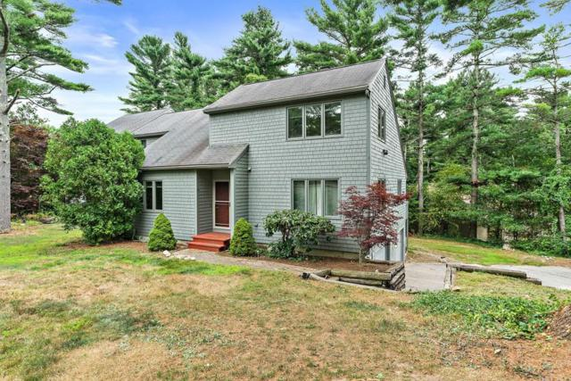 37 Trout Farm Ln #37, Duxbury, MA 02332 (MLS #72398145) :: Local Property Shop