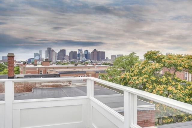 158 Cottage St 4F, Boston, MA 02128 (MLS #72398149) :: Local Property Shop