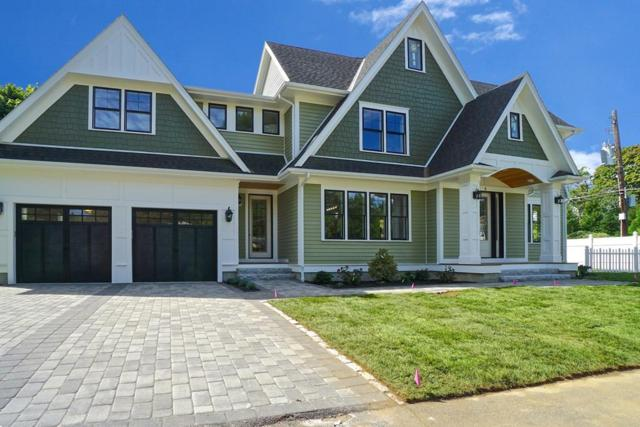 5 Jarvis Cir, Needham, MA 02492 (MLS #72398150) :: Local Property Shop