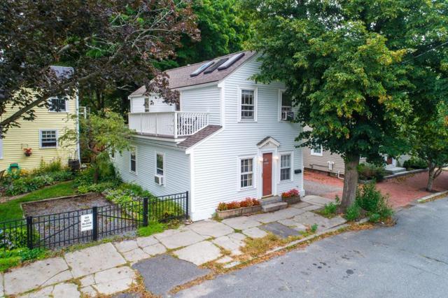 54 Washington Street, Newburyport, MA 01950 (MLS #72398189) :: Local Property Shop