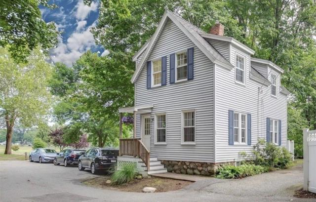 58 Salem St #58, Reading, MA 01867 (MLS #72398206) :: Local Property Shop
