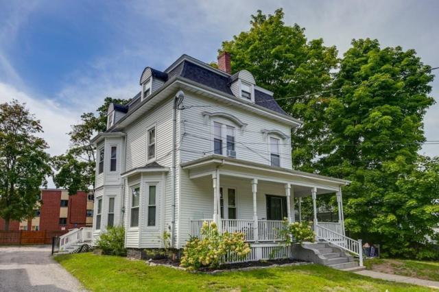 45 Oak St, Boston, MA 02136 (MLS #72398244) :: Vanguard Realty