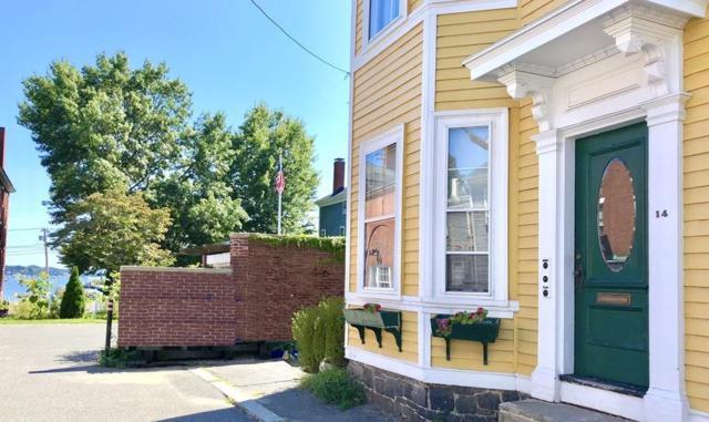 14 Curtis Street #2, Salem, MA 01970 (MLS #72398359) :: Exit Realty