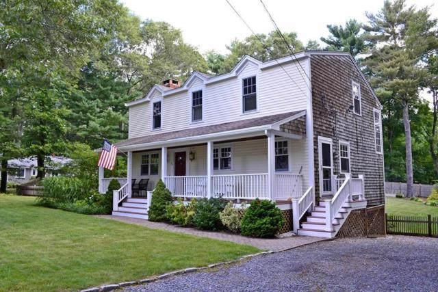 43 Priscilla Ave, Duxbury, MA 02332 (MLS #72398364) :: ALANTE Real Estate