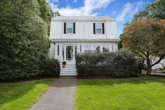 61 Greendale Avenue, Needham, MA 02494 (MLS #72398409) :: Trust Realty One