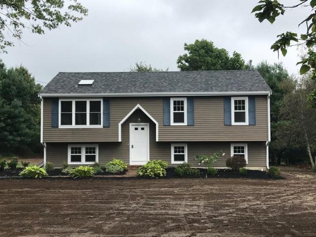 17 Cottage St, Norton, MA 02766 (MLS #72398423) :: ALANTE Real Estate