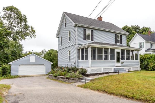 2054 Washington St, Canton, MA 02021 (MLS #72398438) :: ALANTE Real Estate