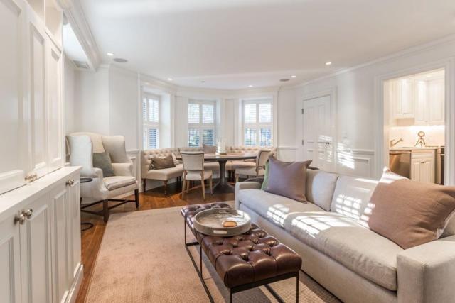 48 Commonwealth Ave 1C, Boston, MA 02116 (MLS #72398463) :: ALANTE Real Estate