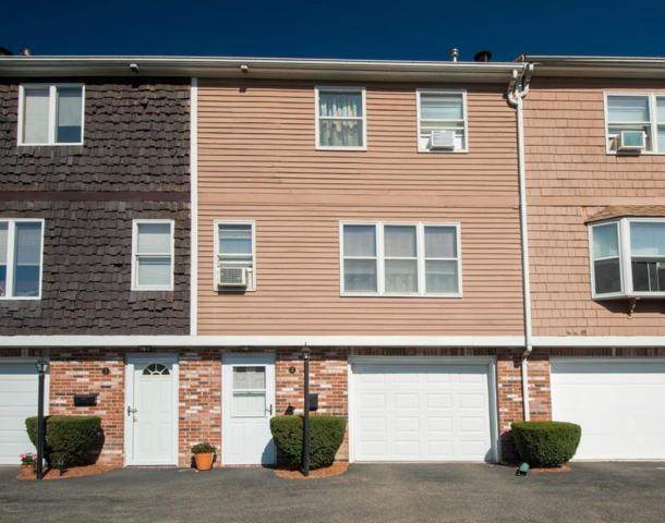 22 N. Central Street #3, Peabody, MA 01960 (MLS #72398529) :: Exit Realty