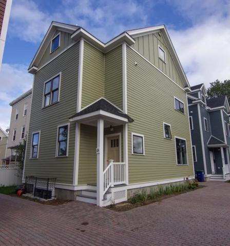 12 Warwick Street B, Somerville, MA 02145 (MLS #72398530) :: Vanguard Realty