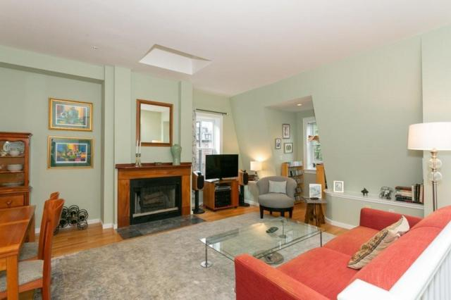 156 Worcester St #6, Boston, MA 02118 (MLS #72398534) :: Goodrich Residential