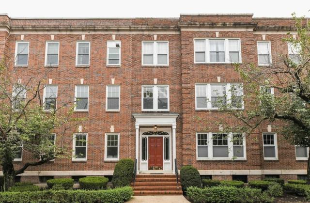 18 Alton Ct. #2, Brookline, MA 02446 (MLS #72398636) :: ALANTE Real Estate