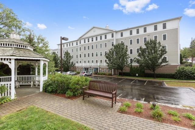 10 Crowninshield Street #405, Peabody, MA 01960 (MLS #72398644) :: Exit Realty