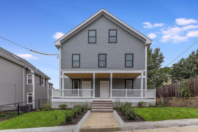 18 Adams St #2, Somerville, MA 02145 (MLS #72398689) :: Vanguard Realty