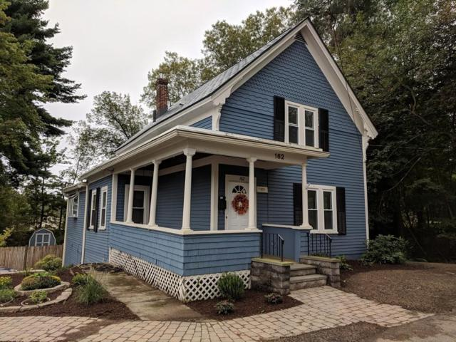 162 River St, Hudson, MA 01749 (MLS #72398774) :: The Home Negotiators