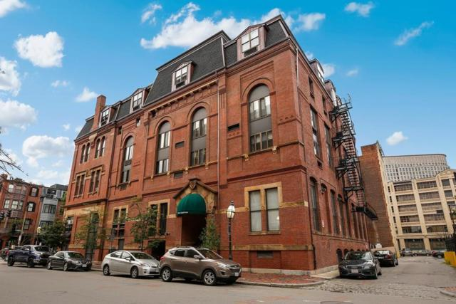 9 Appleton St #306, Boston, MA 02116 (MLS #72398781) :: ALANTE Real Estate
