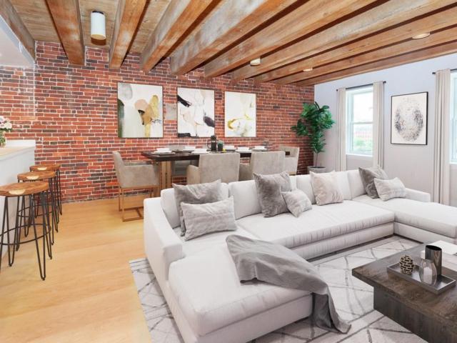 75 Fulton Street #52, Boston, MA 02109 (MLS #72398822) :: ALANTE Real Estate