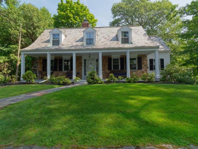 21 Shady Hill Rd, Newton, MA 02461 (MLS #72398834) :: Trust Realty One