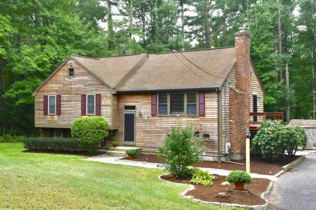 834 Temple St, Duxbury, MA 02332 (MLS #72398890) :: ALANTE Real Estate