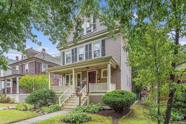 54 Warren Avenue, Milton, MA 02186 (MLS #72398903) :: ALANTE Real Estate