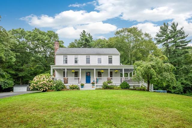 14 Cross St, Lakeville, MA 02347 (MLS #72398916) :: ALANTE Real Estate