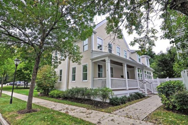8 Hastings Way #8, Norton, MA 02766 (MLS #72398923) :: ALANTE Real Estate