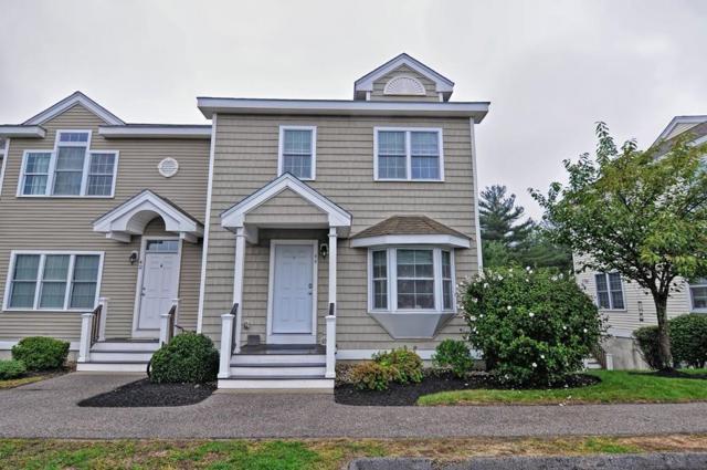 44 Turtlebrook Road #44, Canton, MA 02021 (MLS #72398952) :: ALANTE Real Estate