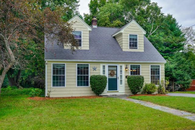 7 Donald St, Northborough, MA 01532 (MLS #72399007) :: Hergenrother Realty Group