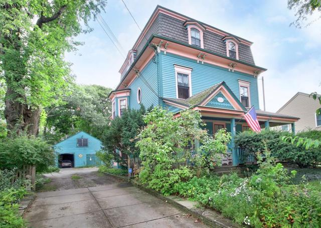 70 Walker St, Newton, MA 02460 (MLS #72399054) :: Trust Realty One