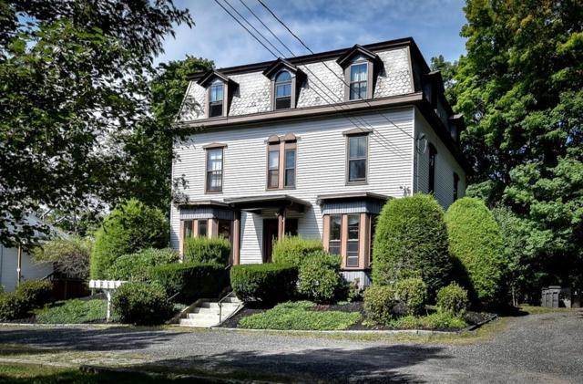 83 Central Street #2, Framingham, MA 01701 (MLS #72399071) :: ALANTE Real Estate