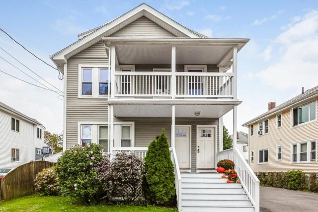 22 Dartmouth Street #22, Arlington, MA 02474 (MLS #72399075) :: ALANTE Real Estate