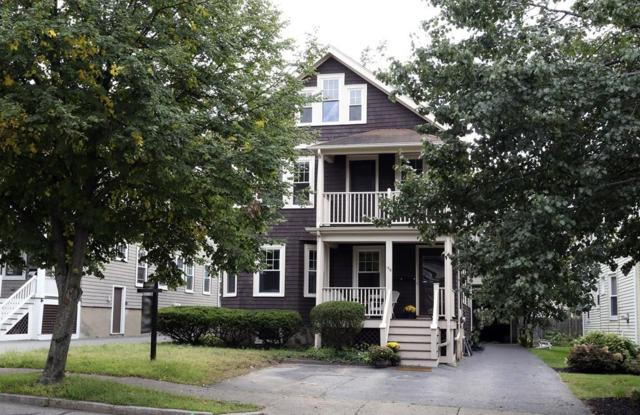 156 Pearl St, Newton, MA 02458 (MLS #72399097) :: Trust Realty One