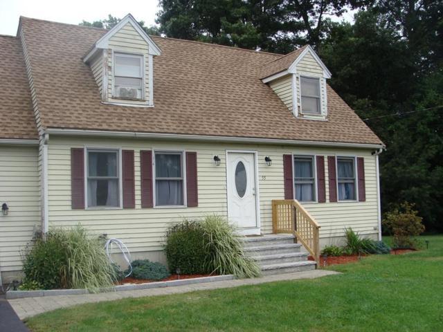 55 Gentry Ln, Taunton, MA 02780 (MLS #72399122) :: The Home Negotiators