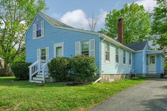 26 River Street B, Westford, MA 01886 (MLS #72399126) :: The Home Negotiators