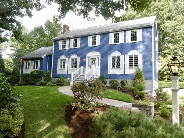 168 Woburn Street, Wilmington, MA 01887 (MLS #72399134) :: ALANTE Real Estate