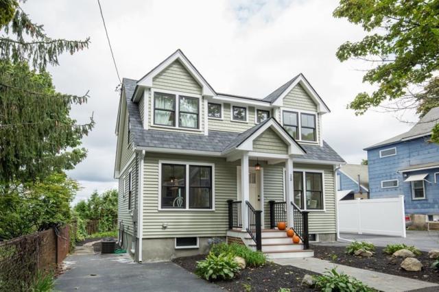 15 Arnold St, Arlington, MA 02474 (MLS #72399136) :: The Home Negotiators