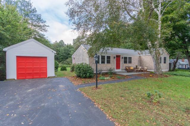 40 Birch Meadow Road, Merrimac, MA 01860 (MLS #72399147) :: The Home Negotiators