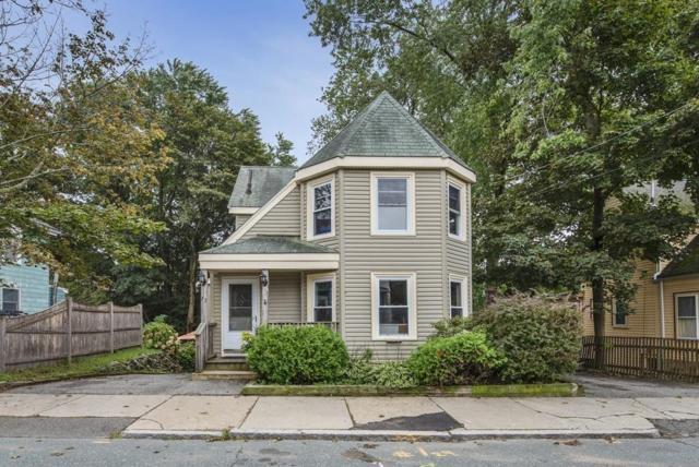 23 Mason Street, Beverly, MA 01915 (MLS #72399150) :: ALANTE Real Estate