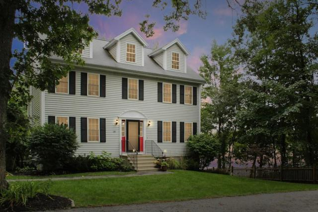 38 Blackwood Ave, Billerica, MA 01821 (MLS #72399168) :: ALANTE Real Estate