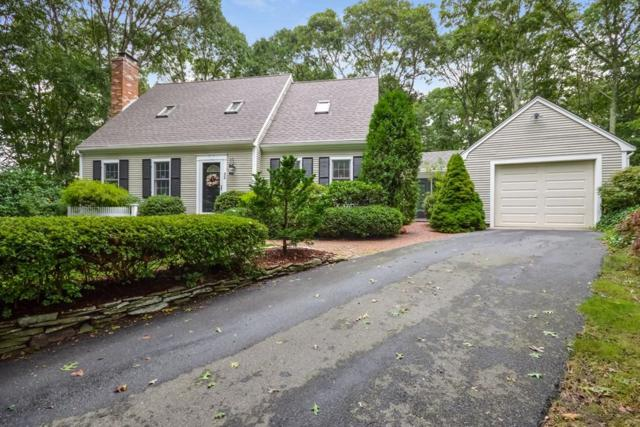 32 Streeter Hill Rd, Falmouth, MA 02556 (MLS #72399170) :: Charlesgate Realty Group