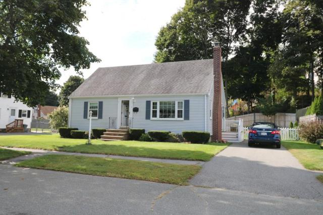 4 Rainbow Cir, Peabody, MA 01960 (MLS #72399356) :: Hergenrother Realty Group