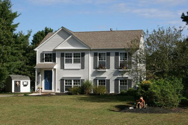 8 Thompson Cir, Plymouth, MA 02360 (MLS #72399797) :: Anytime Realty