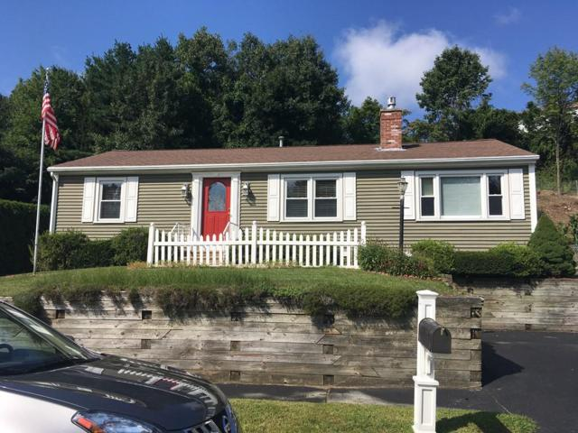 65 Parsons Hill Dr, Worcester, MA 01603 (MLS #72400008) :: Local Property Shop
