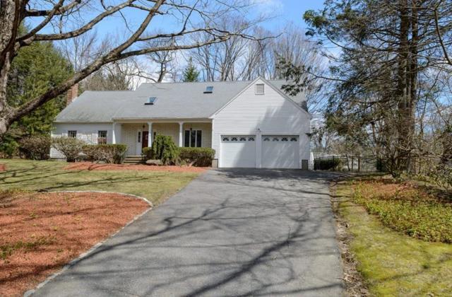 33 Chestnut Street, Wellesley, MA 02481 (MLS #72400040) :: Westcott Properties