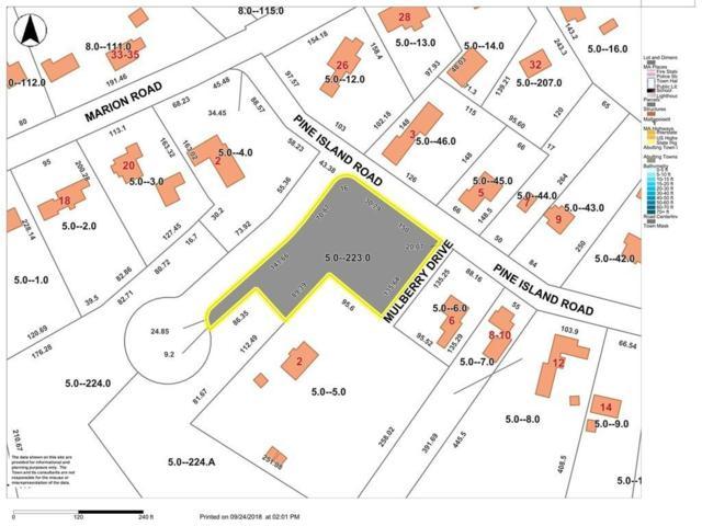Lot 223, 0 Pine Island Road, Mattapoisett, MA 02739 (MLS #72400248) :: Cobblestone Realty LLC