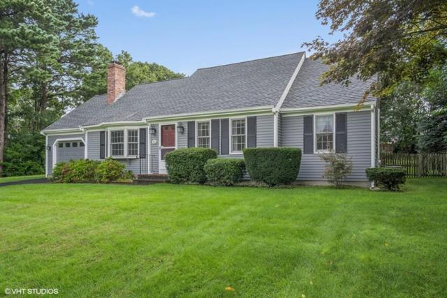 16 Dover Rd, Yarmouth, MA 02675 (MLS #72400487) :: Commonwealth Standard Realty Co.