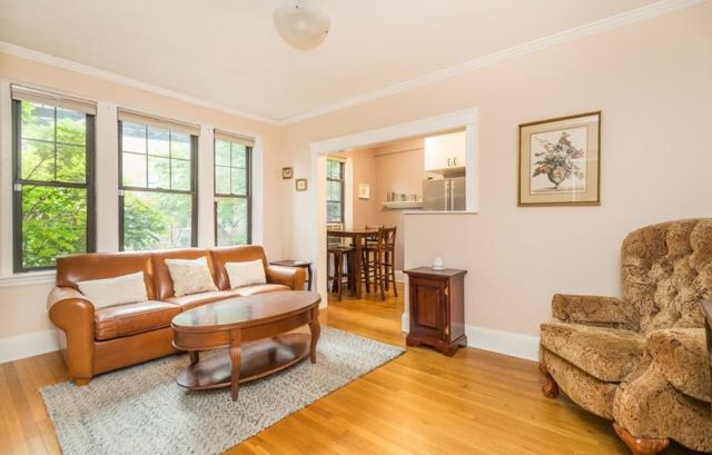 66 Queensberry #120, Boston, MA 02215 (MLS #72400526) :: Local Property Shop