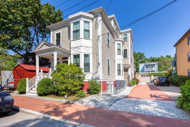 619 Franklin Street #3, Cambridge, MA 02139 (MLS #72400659) :: Trust Realty One
