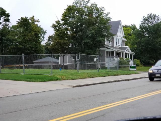 547 Highland Ave, Fall River, MA 02720 (MLS #72400936) :: Cobblestone Realty LLC